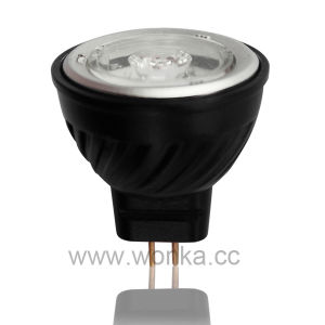 MR11 Gu4/Ba15 CREE LED Spotlight 2.5W 25, 000hrs pictures & photos