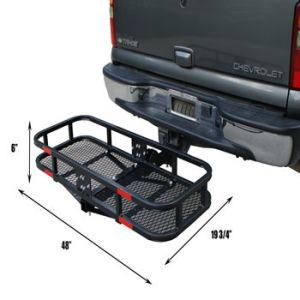 48 Inch Truck Car Cargo Carrier Basket Luggage Rack (HD0616)