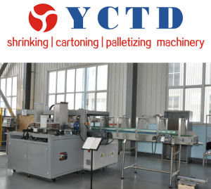 bottle water carton packing machine pictures & photos