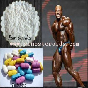 Body Building Oral Anadrol Steroids 434-07-1 White Powder pictures & photos