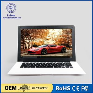 14.1 Inch Intel Atom Z8300 Windows 10 Ultra Laptop
