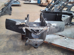 Customized Heavy Duty Steel Truck Parts pictures & photos