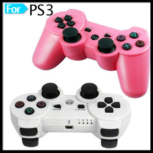 Video Game Accessory Bluetooth Wireless Joystick for Sony PS3 Playstation 3 Controller Gamepad