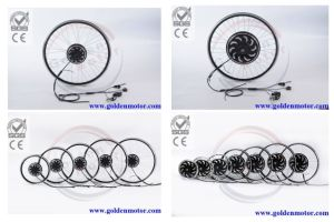 Hot Selling Magic Pie 5! Electric Bicycle Kit, E Bike Kit, Hub Motor 24V/36V/48V 250-1000W pictures & photos
