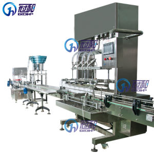 Auto Liquor Filling Machine with Capping Line pictures & photos