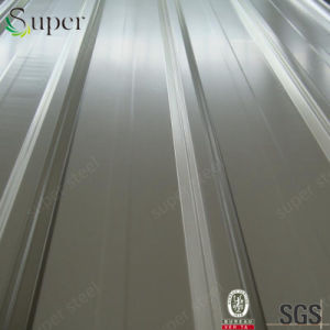 Corrugated PPGI Steel/Metal/Iron Roofing Sheet in Ral Color pictures & photos