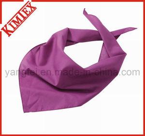 Customized Fashion Promotion Printing Triangle Dog Bandana pictures & photos