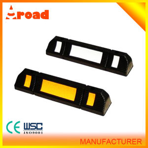 High Quality Rubber Wheel Stopper Car Stopper pictures & photos