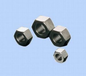 DIN934/DIN6915 Steel Nut/ Screw Nut