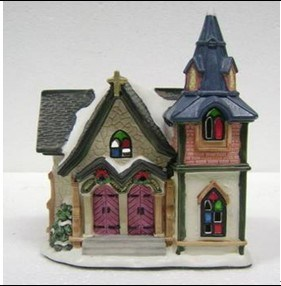 Customized Casting House Model with Resin Material pictures & photos