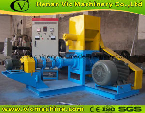 Big capacity floating fish feed extruder machine pictures & photos