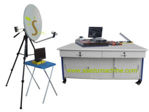 Satellite Trainer Vocational Training Equipment Technical Skills Training