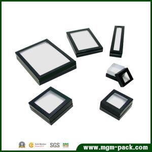 Luxury Handmade Custom Logo Jewelry Paper Box pictures & photos