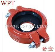 FM/UL Grooved Reducing Coupling with Good Price