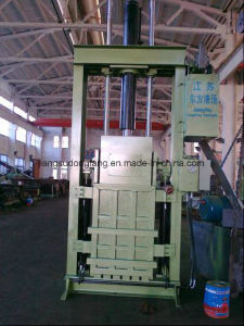 Y82-100 Cloth Baling Machine with High Quality pictures & photos
