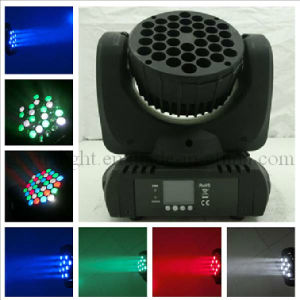 36PCS 3W RGBW LED Beam Moving Head Light pictures & photos