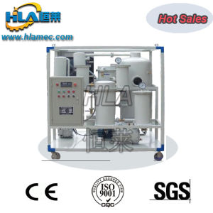 High Efficient Used Lube Oil Filtration System pictures & photos