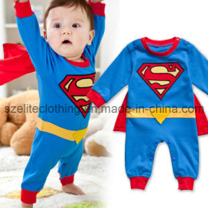 Funny 100 Cotton Romper for Toddler (ELTCCJ-116) pictures & photos