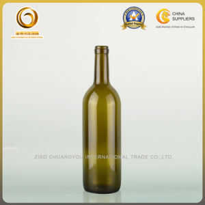 Wholesale Bordeaux Type Glass Bottle 750ml (356) pictures & photos