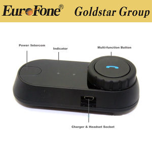 Motorcycle Headset Helmet Portable Wireless Mini Bluetooth Intercom pictures & photos