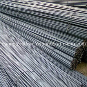 Supply High Tensile Ribbed Reinforcing Deformed Steel Bar - Bs4449: 05 500b pictures & photos
