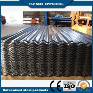 Zinc Coated Galvanized Corrugated Steel Sheet for Roof pictures & photos