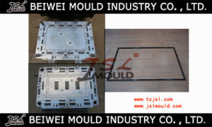 Customized Plastic Injection LED LCD TV Front Cover Cabinet Mould pictures & photos