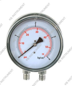 Stainless Steel Case Differential & Duplex Manometer pictures & photos