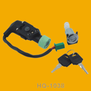 Chinese Supplier Ignition Switch, Motorcycle Ignition Switch for Hq1038 pictures & photos