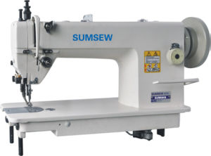 Heavy Duty Lockstitch Sewing Machine