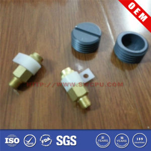 White Plastic End Cap for Pipe Fitting/Protectors pictures & photos