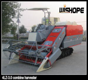 Double Thresher Rice & Wheat Combine Harvester pictures & photos