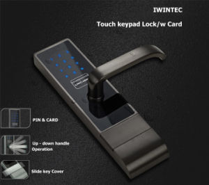Electronic Door Lock (V62015C-MR) pictures & photos
