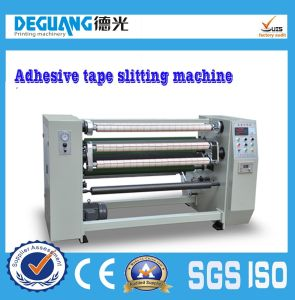 BOPP Tape Slitting Machine for Adhesive Tape in Sale pictures & photos