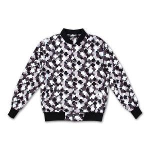 Men′s Fashion Jacket with Sublimation