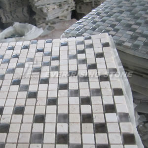 Marble & Glass Mosaics Floor Tiles