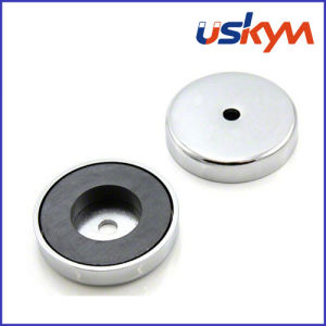 Ceramic Magnetic Pot Magnet (P-002) pictures & photos