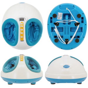 Electric Air Pressure Shiatsu Kneading 3D Roller Foot SPA Massager pictures & photos