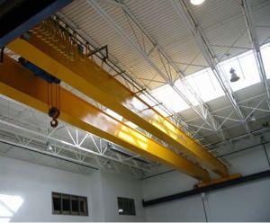 Double Girder Overhead Mobile Crane pictures & photos