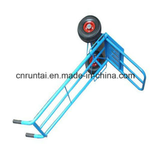 Factory Supply Shovel Plate Steel Material Hand Trolley pictures & photos