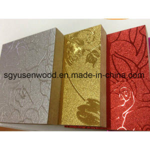 18mm Aluminum Foil Faced MDF pictures & photos