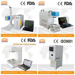 Morn Fiber Laser Marking Machine for Sale pictures & photos