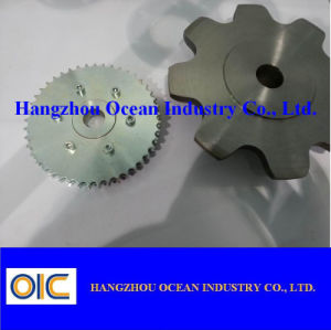 Carbon Steel Plate Wheel Sprocket pictures & photos
