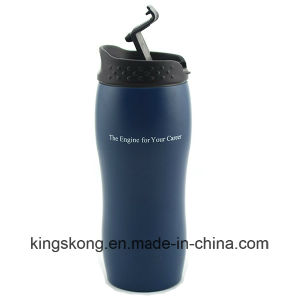 2017 Hot Sales Stainless Steel Thermos Travel Mug with Lid pictures & photos