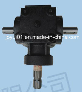 Worm Gear Box for Agricultural Parts pictures & photos