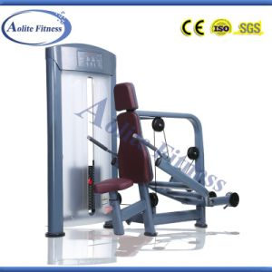 Triceps Press Exercise Machine/Training Equipment/Sport Fitness Equipment pictures & photos