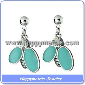 Stainless Steel Fashion Earrings E10147