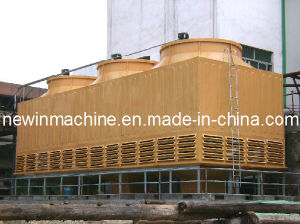 Counter Flow Square Type Cooling Tower (NST-900H/T) pictures & photos