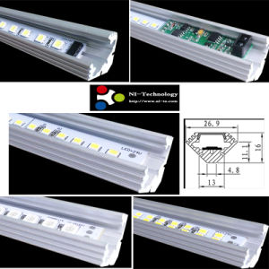 LED Aluminum Profile for LED Furniture Bar Light