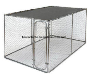 13X7.5X6ft Heavy Duty Chain Link Outside Dog Run, Dog Kennel, Enclosures pictures & photos